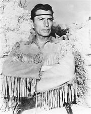JAY SILVERHEELS AS TONTO FROM THE LONE RANGE 8X10 PHOTO
