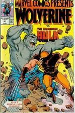 Marvel Comics Presents # 61 (Wolverine / Hulk) (USA, 1990)