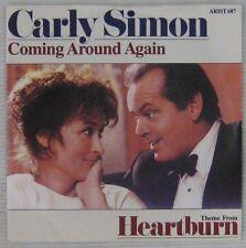 Heartburn 45 tours Carly Simon 1986