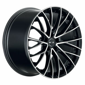 ALLOY WHEEL MAK SPECIALE-D FOR PORSCHE CAYENNE III TURBO STAGGERED 9YA 11.5x 0a3