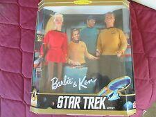 Star Trek Barbie and Ken Giftset 1996 BRAND NEW STILL SEALED Collectors Ed