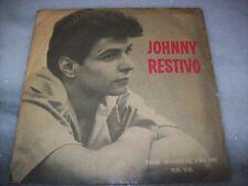 "7"" Single P/S 45 - JOHNNY RESTIVO - THE SHAPE I'M IN  -  Brazil"