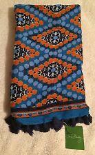 Vera Bradley Embellished Infinity Scarf Marrakesh Beads - NWT