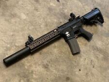 G&G Combat Machine CM16 Custom AEG M4 Airsoft Rifle