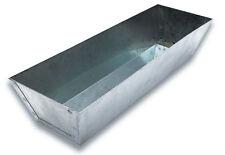 Marshalltown Galvanized Steel Mud Pan 12 In. L