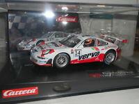CARRERA SLOT PORSCHE GT3 RSR LECHNER RACING TEAM 14 SCALA 1/32 452199