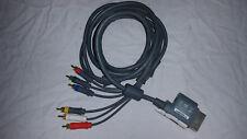 Genuine XBox 360 Component HD AV Cable X801255-100