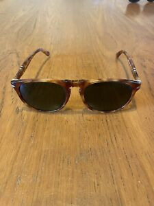 Persol Sunglasses 9649s Tortoise Shell Brown