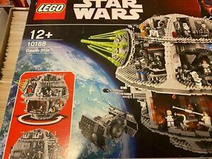 LEGO Star Wars Death Star 2008 (10188) - 3803 Pieces