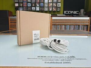 Bang & Olufsen Original 20m PowerLink Speaker Cable MK2 Boxed New B&O shielded