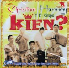 Christian harmeny y el Grupo Kien 100 Cumbias Sonidera CD New Sealed