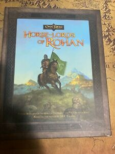 The One Ring RPG - Cubicle 7 - Horse Lords of Rohan