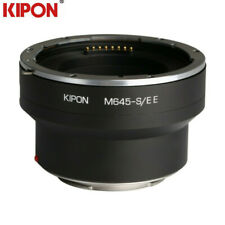 Kipon Electronic Aperture Control Adapter for Mamiya 645 Lens to Sony E Camera