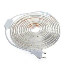 LEDBOX KIT Tira LED 220V SMD5050 EPISTAR, 60LED/m 5 metros  Blanco frío