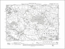 Lucton, Lugg Green, Eyton N, Yarpole S, old map Hereford 1904: 12SW repro