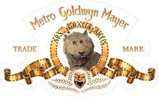 Vinyl Sticker 15x9 cm laptop Lion Gripsholm Castle humour funny bad taxidermy