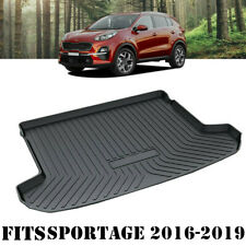 Heavy Duty Cargo Rubber Waterproof Mat Boot Liner for Kia Sportage 2016-2020