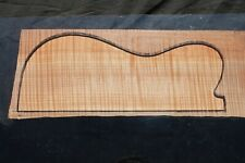 "AWESOME CURLY MAPLE 22"" X 7 1/4"" X 1 1/8"": GUITAR, LUTHIER, CRAFT, SCALES"