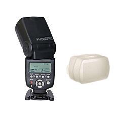 Yongnuo 560 III YN 560 iii Aufsteckblitz Slaveblitz Flash für Canon mit Diffusor