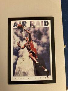 Card Scottie Pippen SkyBox Premium '93-94 Serie II #321