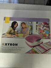 XYRON PERSONAL CUTTING SYSTEM VERY RARE!
