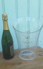 Moet chandon champagne ice bucket wine cooler design Jean Marc Gady, Paris Franc