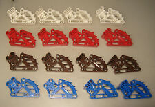 BIONICLE Technic 1 x 4 x 7 with 5 Axleholes and 2 Holes & 1 Slot' (41665) LOT A