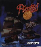 PIRATES! GOLD PC GAME +1Clk Windows 10 8 7 Vista XP Install
