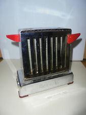 33134 alter Toaster Rowenta funktioniert working Bakelit Fifties Design