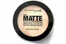 Maybelline New York Matte Pressed Face Powders