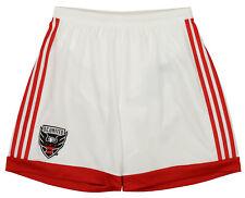 adidas Men's MLS Adizero Team Replica Short, D.C United- White