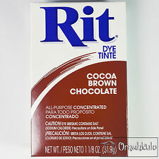 Rit All-purpose Powder Dye Cocoa Brown