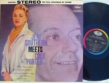 Jeri Southern meets Cole Porter FRE Reissue LP NM Vocal Jazz Capitol Billy May
