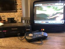 PANASONIC REAL 3DO Working With 11 FREE Games! Controller