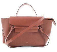 Authentic Celine Rust color Mini Belt Bag Nwt
