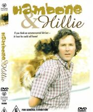 HAMBONE & AND HILLIE - DVD - KIDS DOG MOVIE 1983 - O.J. Simpson - Lillian Gish