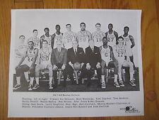 1967 1968 Boston Celtics vtg PRESS PHOTO Sam Jones Wayne Embry Larry Siegfried