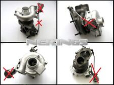Turbocharger without actuator Mitsubishi Lancer EVO 280 HP 49378-01580 1515A054