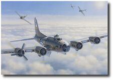Assault on Damn Yankee by Domenic DeNardo - B-17 Flying Fortress - Aviation Art