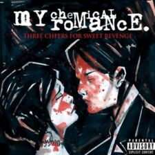 MY CHEMICAL ROMANCE : THREE CHEERS FOR SWEET REVENGE : NEW & SEALED VINYL LP
