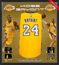 KOBE BRYANT HAND SIGNED LOS ANGELES LAKERS JERSEY NBA BASKETBALL LEBRON JORDAN