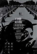 LAST YEAR AT MARIENBAD Movie POSTER 27x40 Japanese B Delphine Seyrig Giorgio