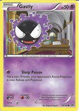 POKEMON CARD XY BREAK THROUGH - GASTLY 58/162