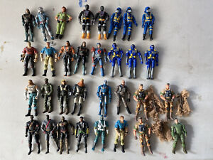Hasbro G.I. Joe Action Figure Lot