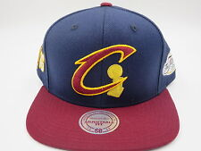 Cleveland Cavaliers Finals Mitchell & Ness NBA Retro Throwback Snapback Hat Cap