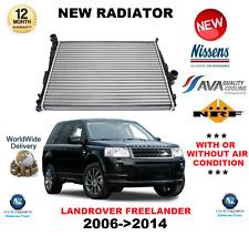 für Land Rover Freelander Kühler 2.0 2.2 3.2 2006- > 2014 Fabrikneu OE-Qualität