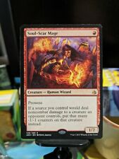 SOUL-SCAR MAGE MTG MAGIC THE GATHERING LOT C