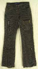 Low Rise GATHERED Ruched PUCKERED Zippers Leg Pockets SO GSJC Stretch Jeans! 7