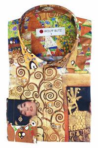 Wolff Blitz Gustav Klimt The Kiss Shirt