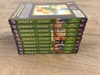 Tower of the Future vol. 1-9 CMX Manga Graphic Novel Book Lot English